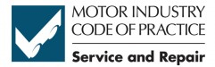 Motor Industry Code Of Practice, Service and Repair