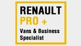 Renault Pro, business and van specialists